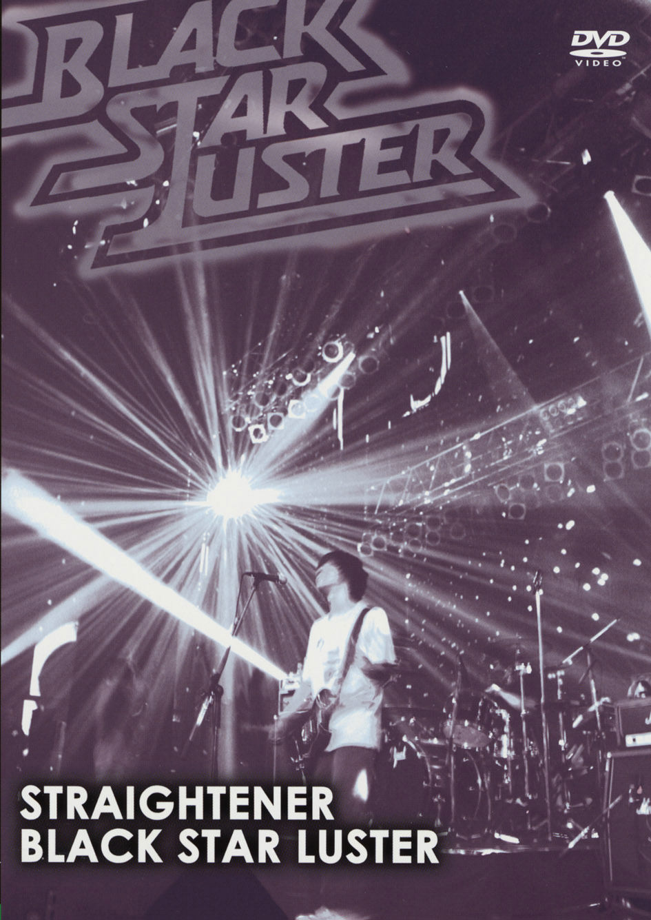 LIVE DVD [BLACK STAR LUSTER]
